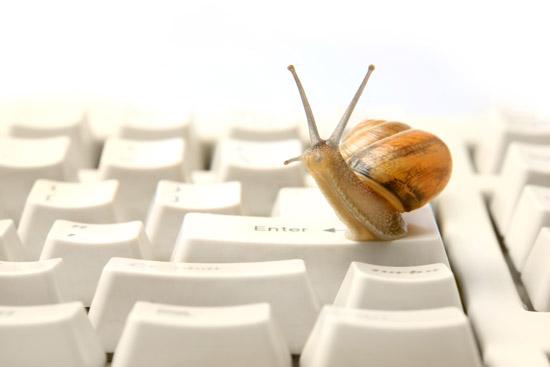 電腦速度變慢