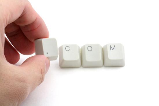 如何申請域名
