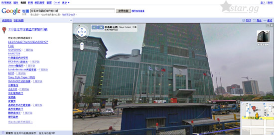 google-map-taipei101