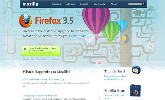 mozilla-firefox-home