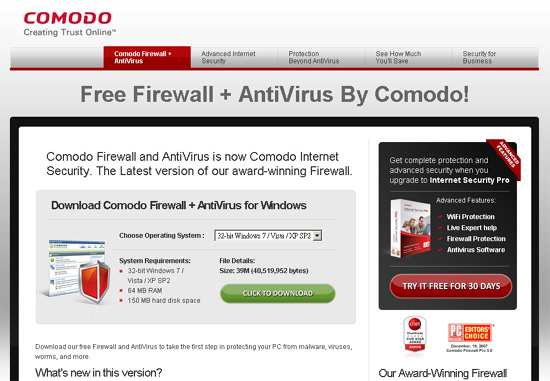 comodo-firewall-download